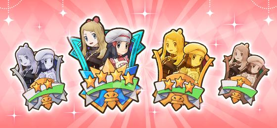 Pokémon Masters EX San Valentin