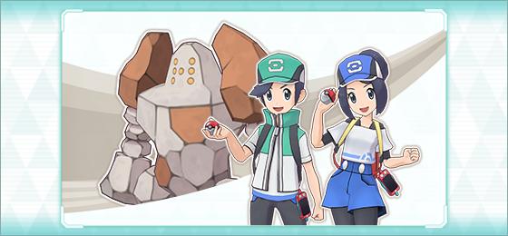 Regirock Pokémon Masters EX