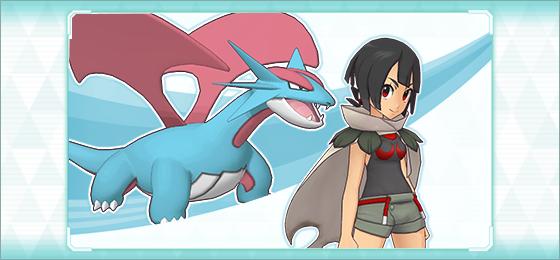 Salamence Pokémon Masters EX