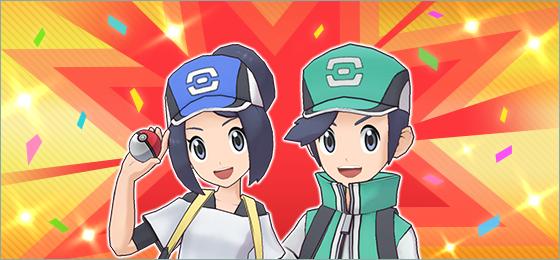 Evento Pokémon Masters Aniversario