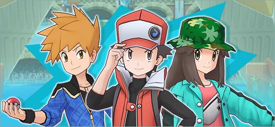 Entrenando con Leyendas Pokémon Masters EX Premios