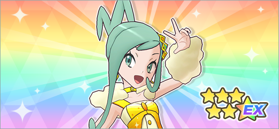 Pokemon Masters EX Ariana Altaria