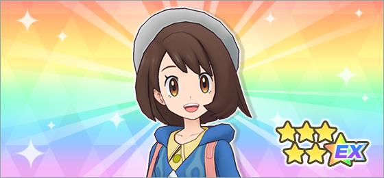 Gloria Zacian Pokemon Masters