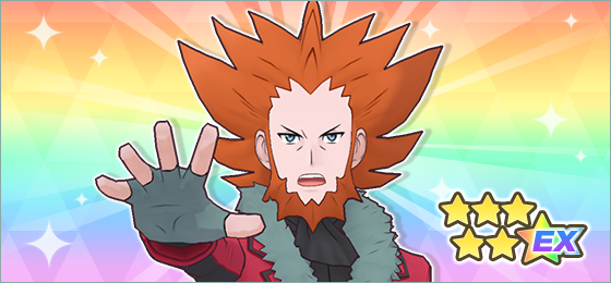 Lysson Yveltal Pokémon Master