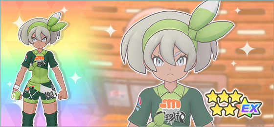 Judith Bea Sirfetchd Pokémon Masters