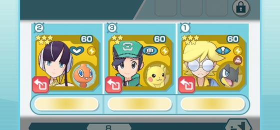 Aguante Pokémon Masters